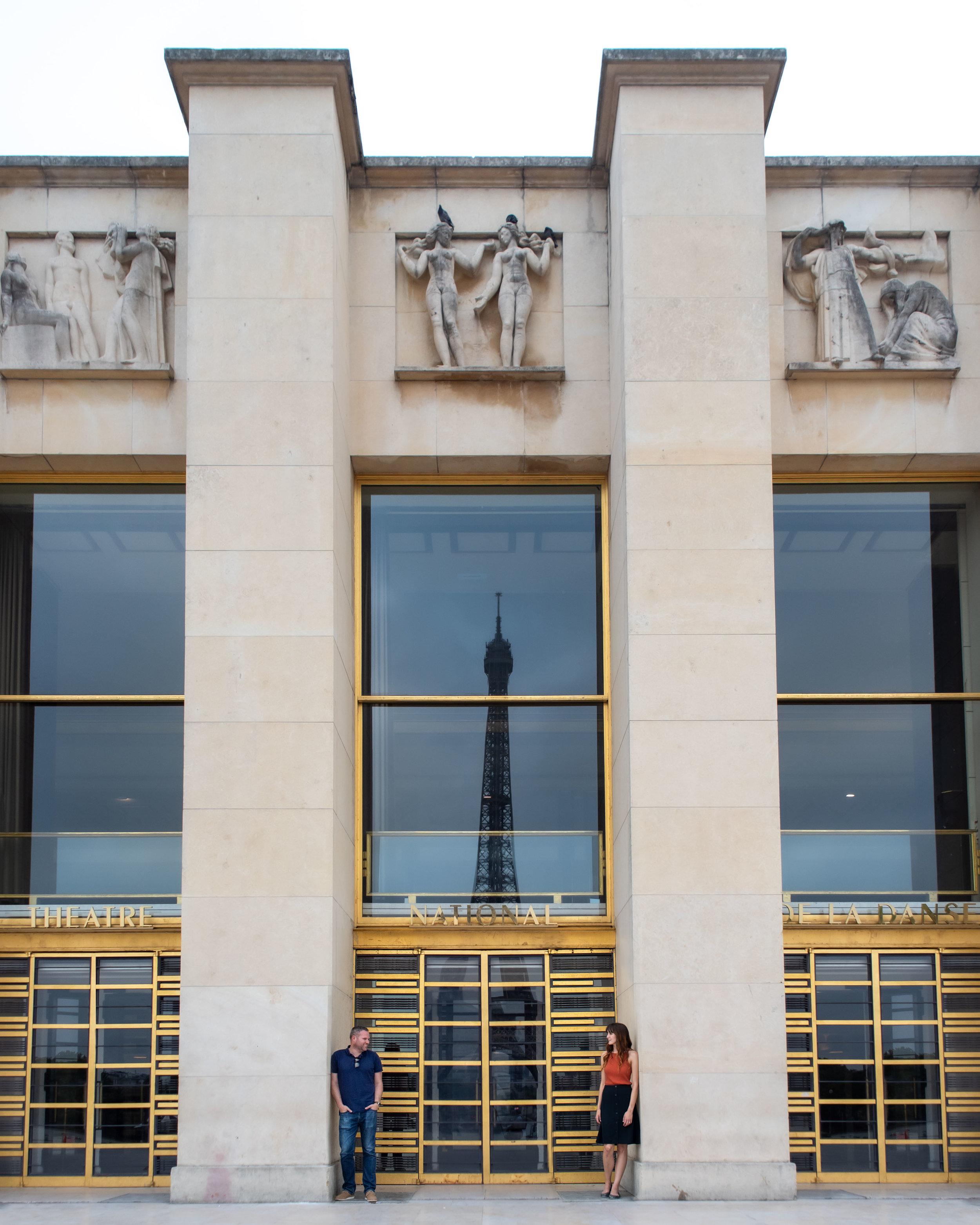 The Trocadéro