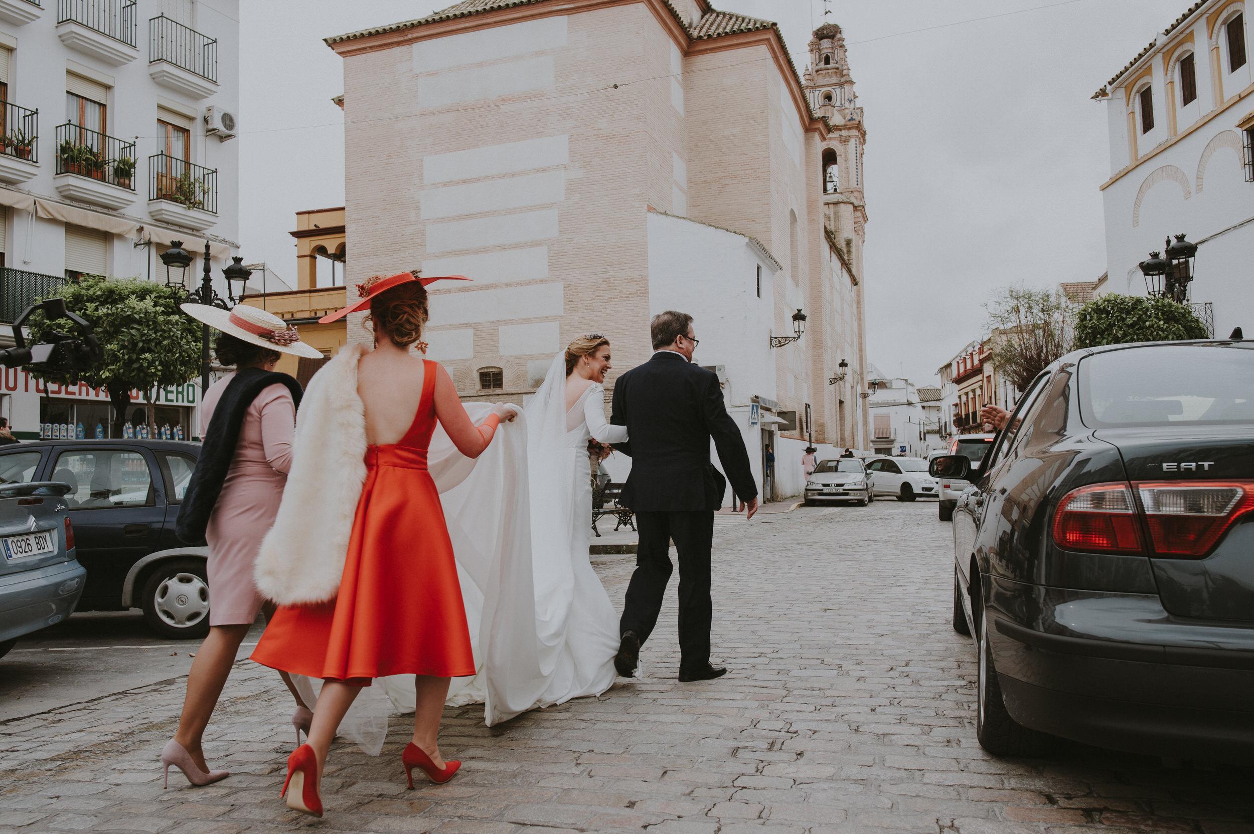 Cristina & Jero - Boda en Ecija - Iglesia Santa Ana - Fotógrafo Andrés Amarillo (20).JPG