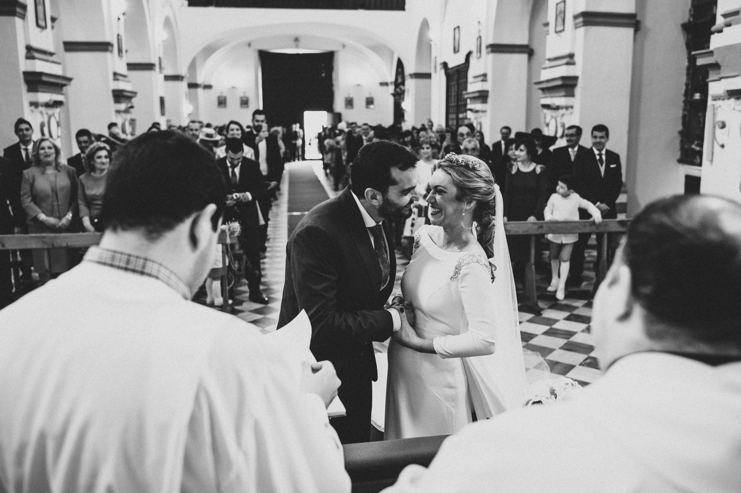 Cristina & Jero - Boda en Ecija - Iglesia Santa Ana - Fotógrafo Andrés Amarillo (27).JPG