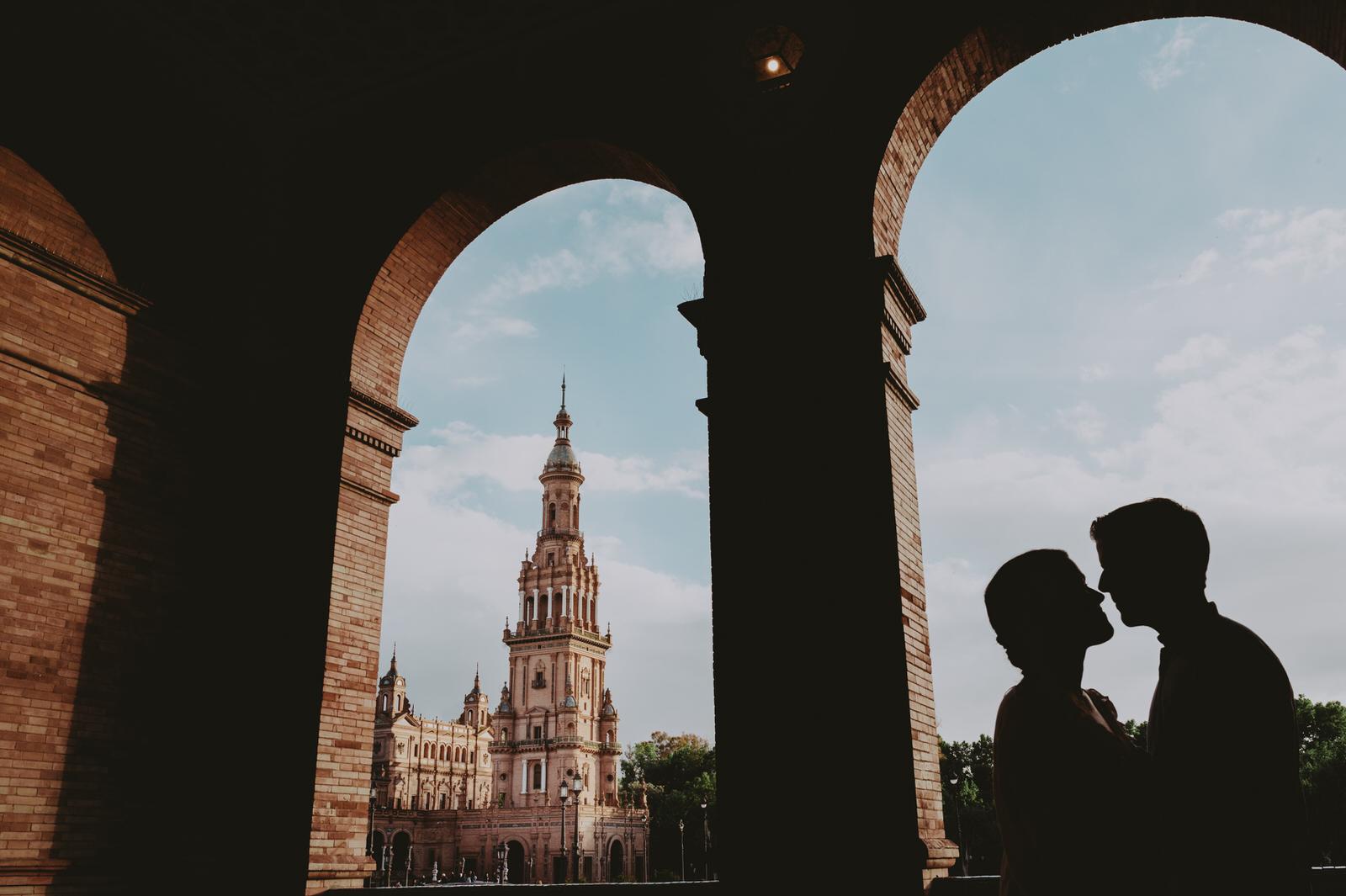 Plaza de España - Sevilla - fotógrafo de boda - Andrés Amarillo.jpg