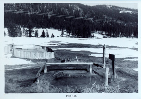 Grover Pool 1964