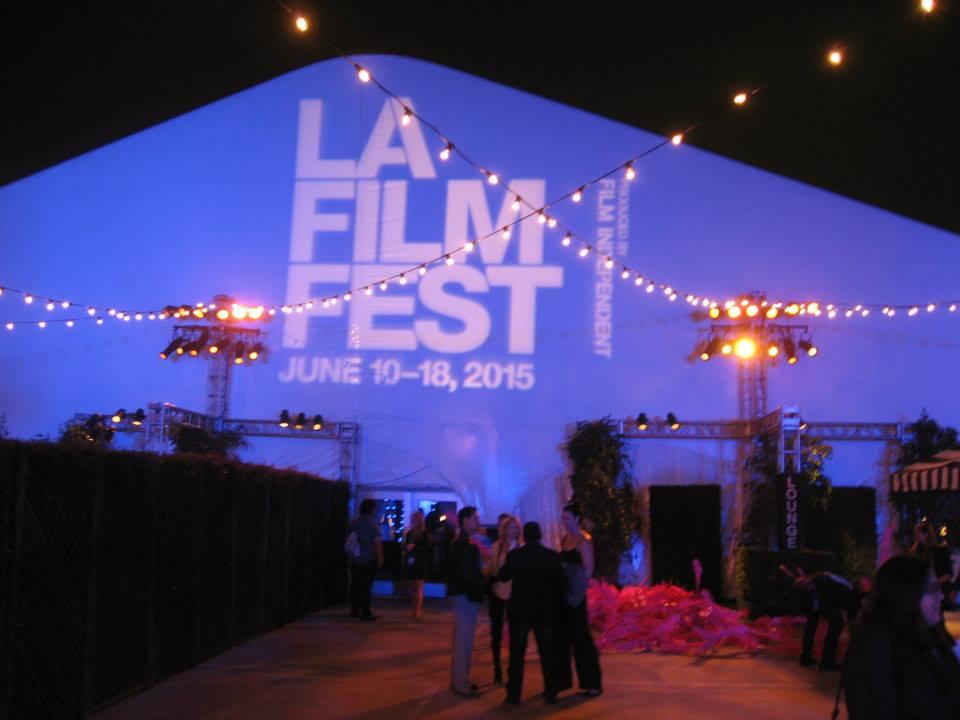 LA Film Festival Lounge