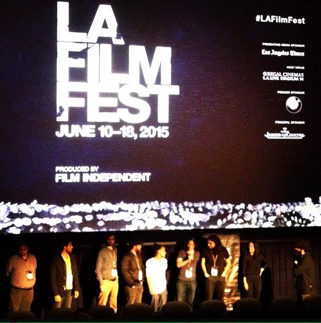 Devil's Work LA Premiere