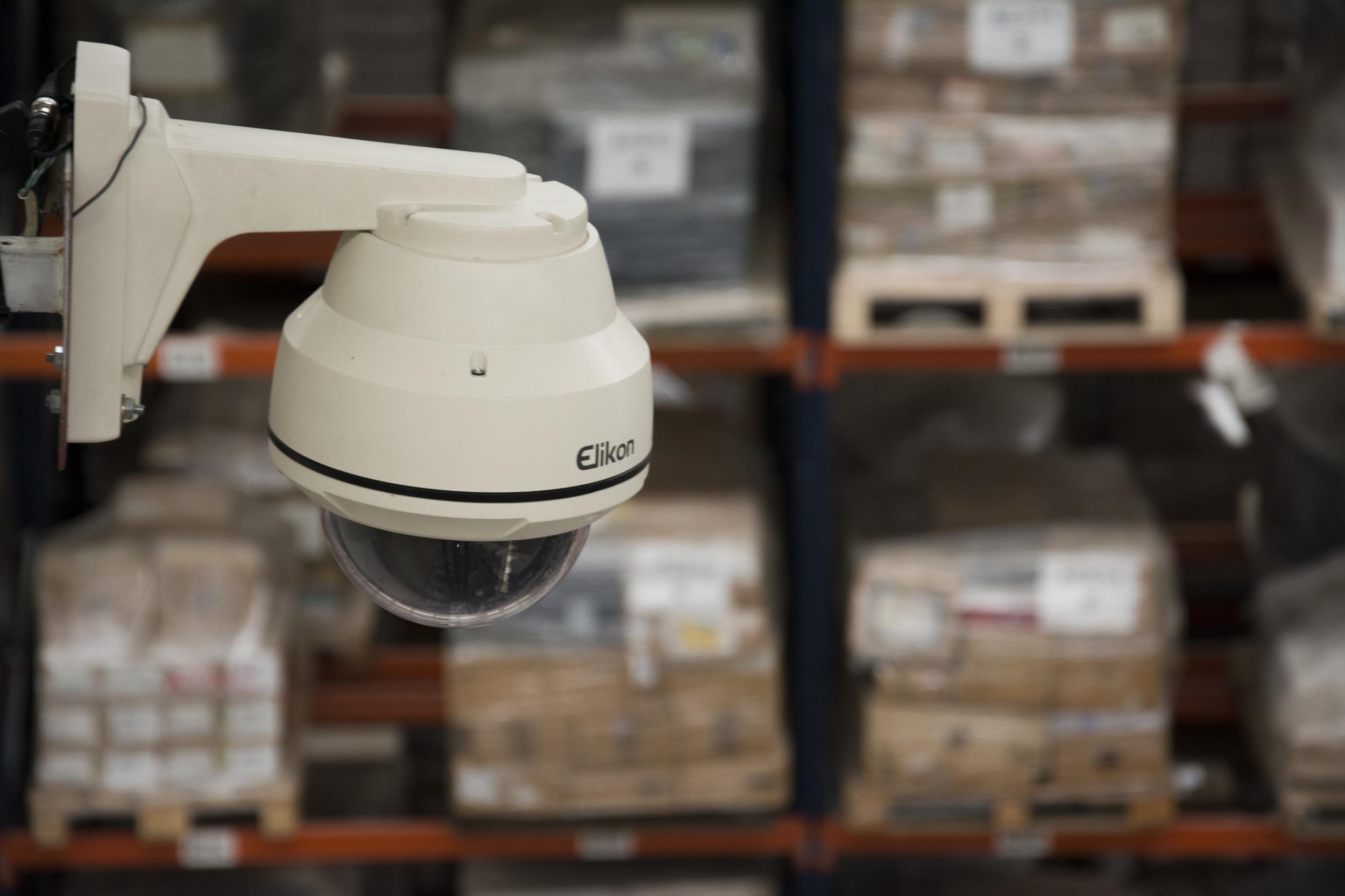 Seguridad dentro de las instalaciones