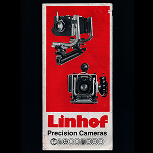 Linhof Precision Cameras Brochure 1987_English Language