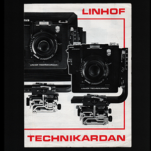Linhof 2x3 4x5 Technikardan 1987_English Language_