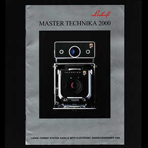 Linhof Master Technika 2000 EMS Electronic Rangefinder_English Language