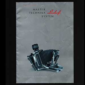 Linhof Master Technika System 2004_English Language