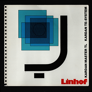 Linhof Kardan Master TL TE System Book Instructions Catalog 1984_German + English Language