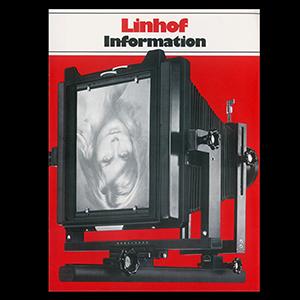 Linhof Information 1978_German Language