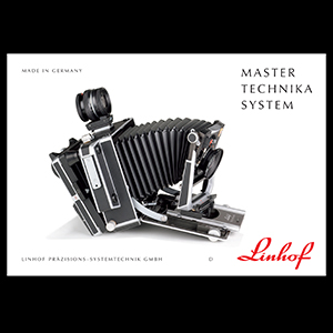 Linhof Master Technika System Classic und 2000 _German Language 2006