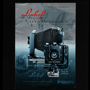 Linhof Technikardan S 45s 23s System Brochure 2000_English Language