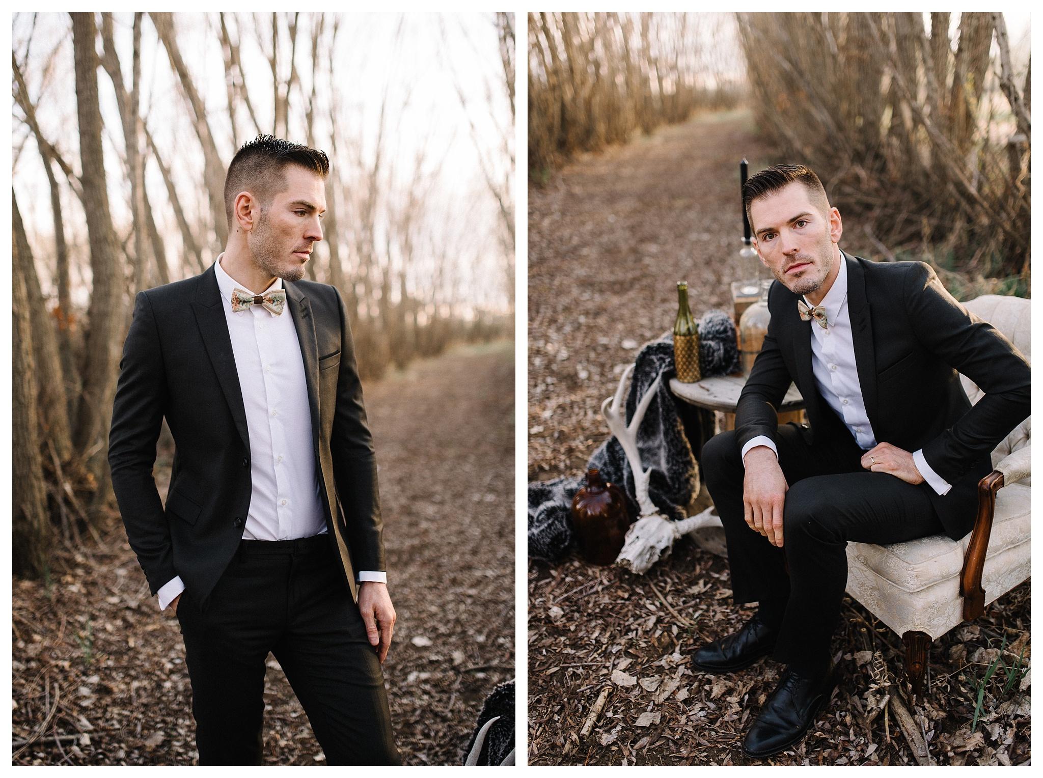 Model- Shawn Champagne.