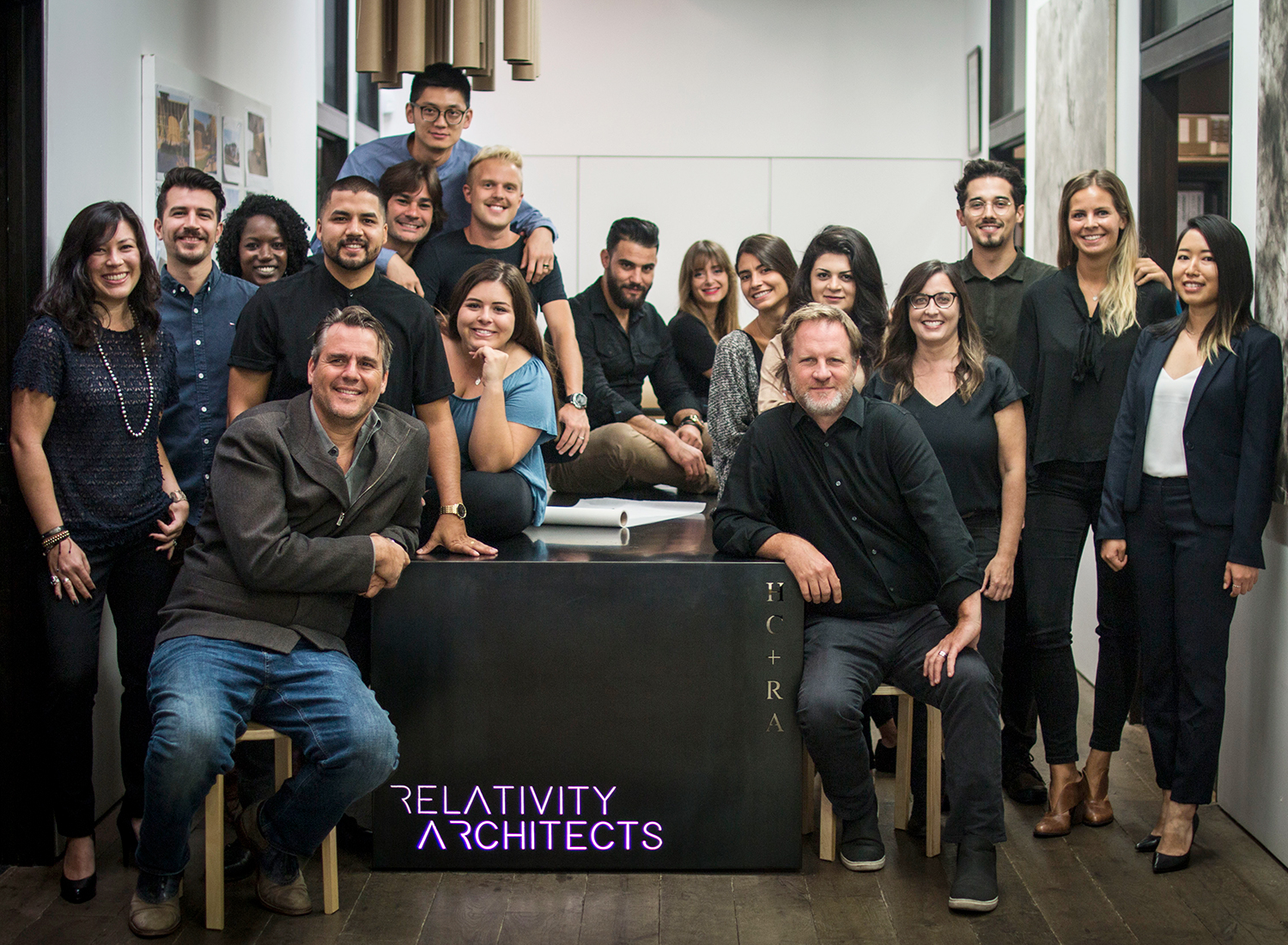 RELATIVITY ARCHITECTS IS AN OFFICE OF DISTINCT, DIVERSE AND CREATIVE PROFESSIONALS CELEBRATED THROUGH HOLISTIC COLLABORATION. NOT ONLY DOES THIS APPROACH PRODUCE MORE INFORMED AND CREATIVE ARCHITECTURE, BUT IT SETS THE STAGE FOR A PRACTICE OF IDEAS AND NOT OF EGOS. IT IS, ALSO, INHERENTLY MORE FUN.
