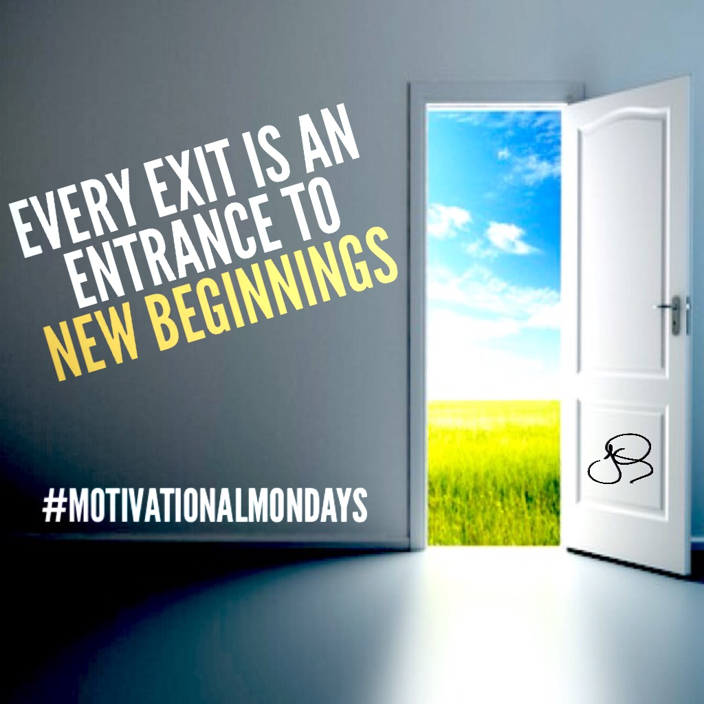 5/18/15: Congratulations to all recent and soon to be graduates!! Remember: Every exit is an entrance to new beginnings. As you end one chapter, another begins. Keep going!! #MotivationalMondays #Congrats #Graduation #Classof2015 #Success #SuccessisaLifestyle