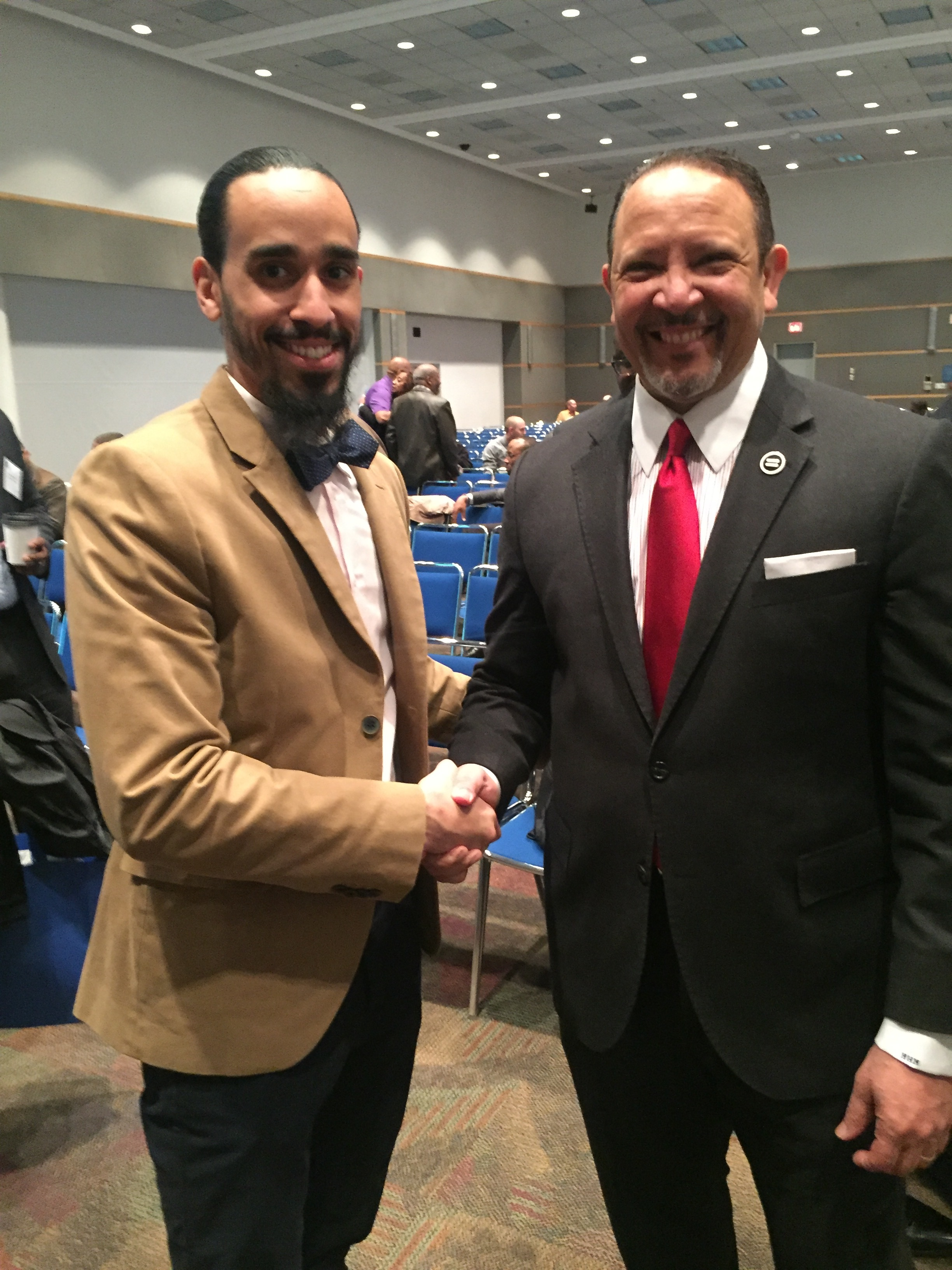 Urban League President, Marc Morial
