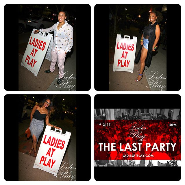 LAP'S FINAL EVENT is this Sunday so I hope you have your tickets.  These pics were captured Mem wknd 2017 at T&G.  If you can remember that, then you simply can't miss our next and FINAL EVENT:  Ladies at Play's LAST BASH...The End of an Era  Atlanta Labor Day Wknd 2017 with DJ E and DJ COWBOY  CELEBRATING 13 years of providing LGBT events to the Atlanta community: OCT 2004 thru SEPT 2017...The Beginning and The END!!! + Sunday NIGHT Sept 3rd, 10pm-2:30am + DJ E presenting a SOUTHERN EXPOSURE (Dirty South | latest club bangers & MORE) You read it right! E is coming out of retirement for this one time event to send us off like only she can. + DJ COWBOY presenting a NORTHERN EXPOSURE (DC | Jersey | Chicago | Baltimore | NY & MORE) + 2 PLUSH VENUES IN ONE + ADVANCE DISCOUNT TICKETS  Tongue & Groove 565 Main St. NE, Atl, GA 30324 Lindbergh City Center, off Piedmont Road in Buckhead valet, street, and garage parking available. + VIP SECTIONS & VIP FOR ONE  DIRECT TICKET LINK: https://lapslastbash.eventbrite.com/  #ladiesatplay #lgbt #lesbian #ATLlabdaywknd17 #atlanta @tongueandgrooveatl  @eakadje @iamdjcowboy @ladiesatplay @swarrenphotography_llc @del_el_negro