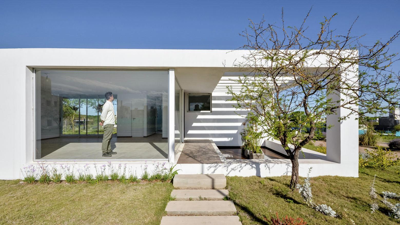 Lindíssimo projeto de residência na Argentina