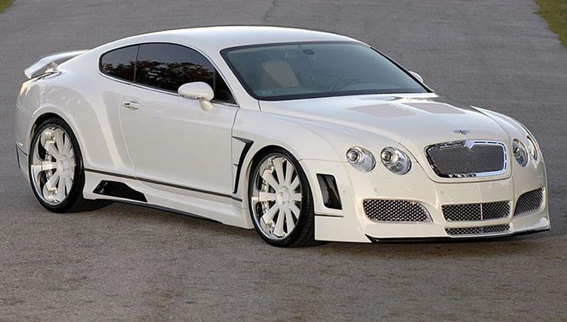 Bentley Contenintal GT Veilside