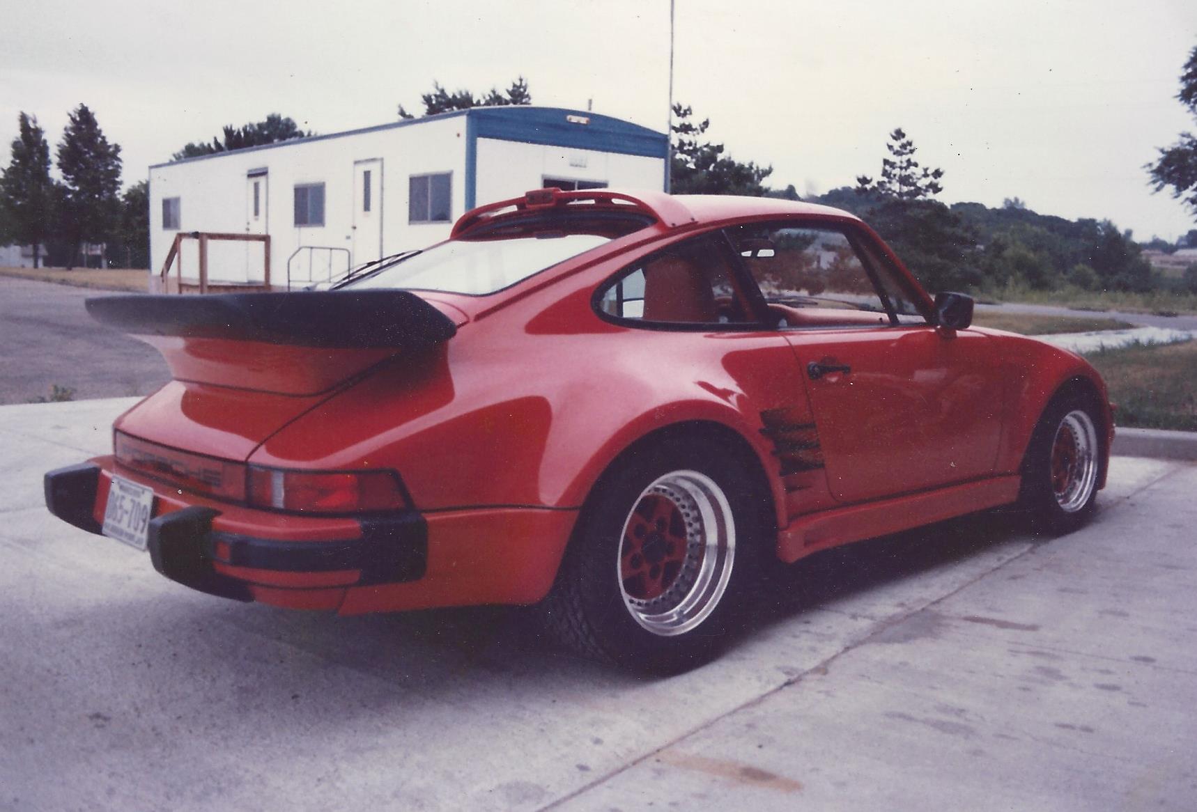 1974 Porsche After