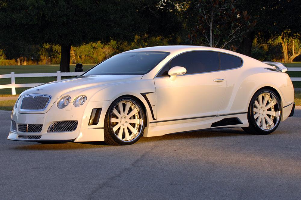 2008 Bentley  After