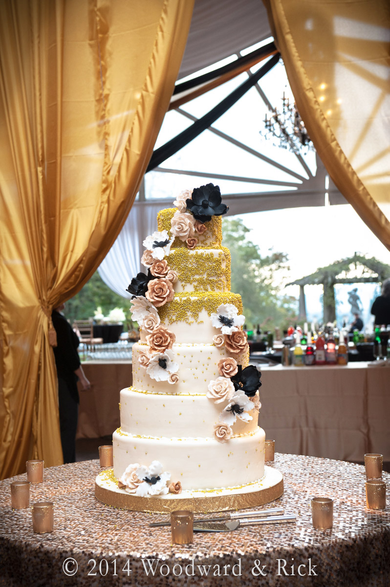 McCall & Glen - Wedding Cake