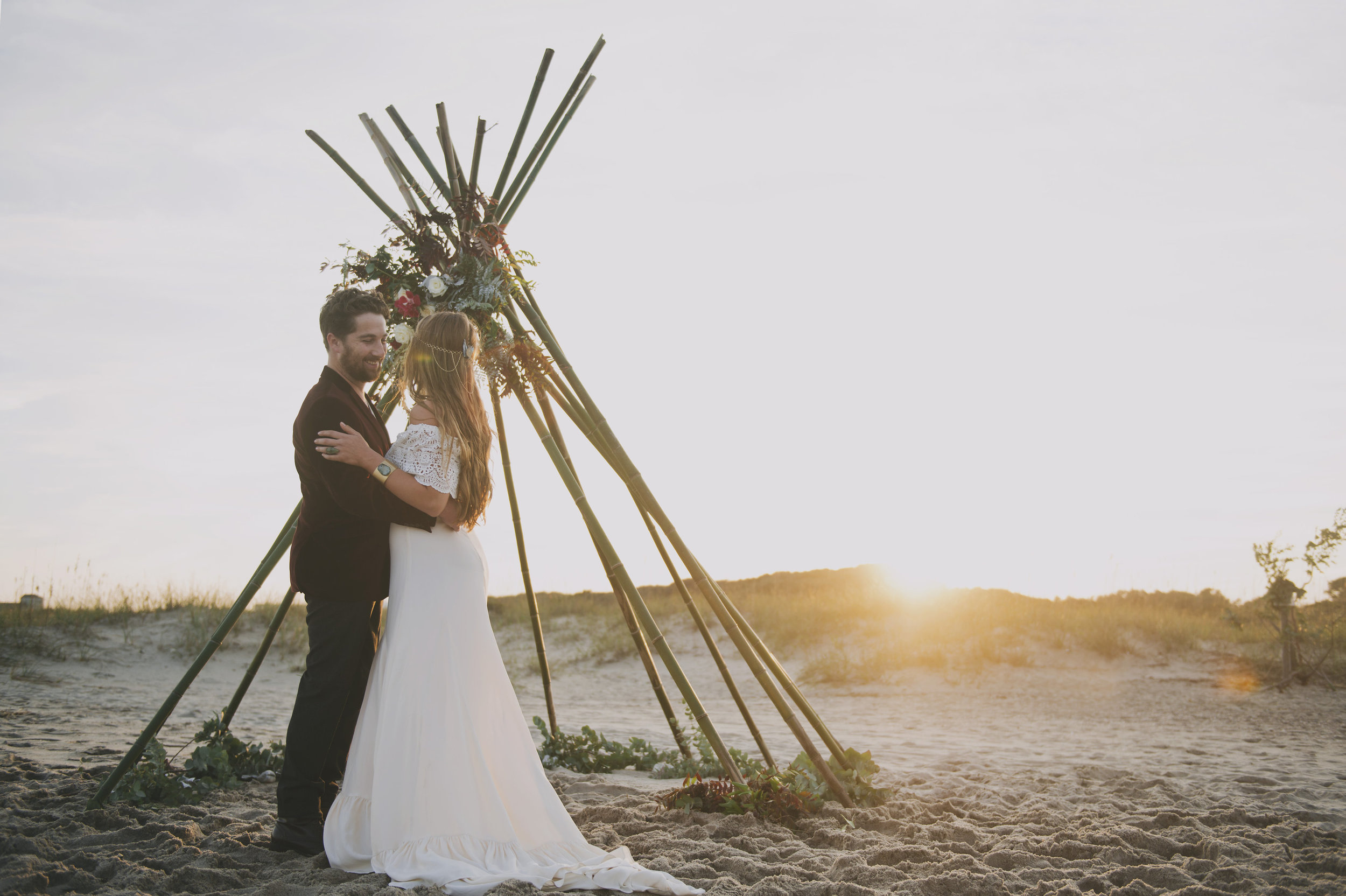 Sable and Gray styled shoot