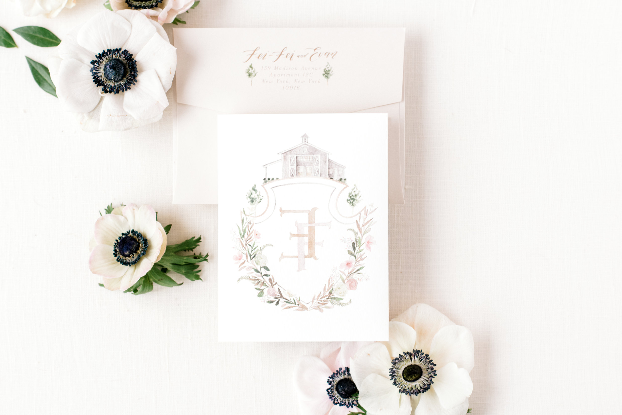 Custom Save the Date by Sable & Gray
