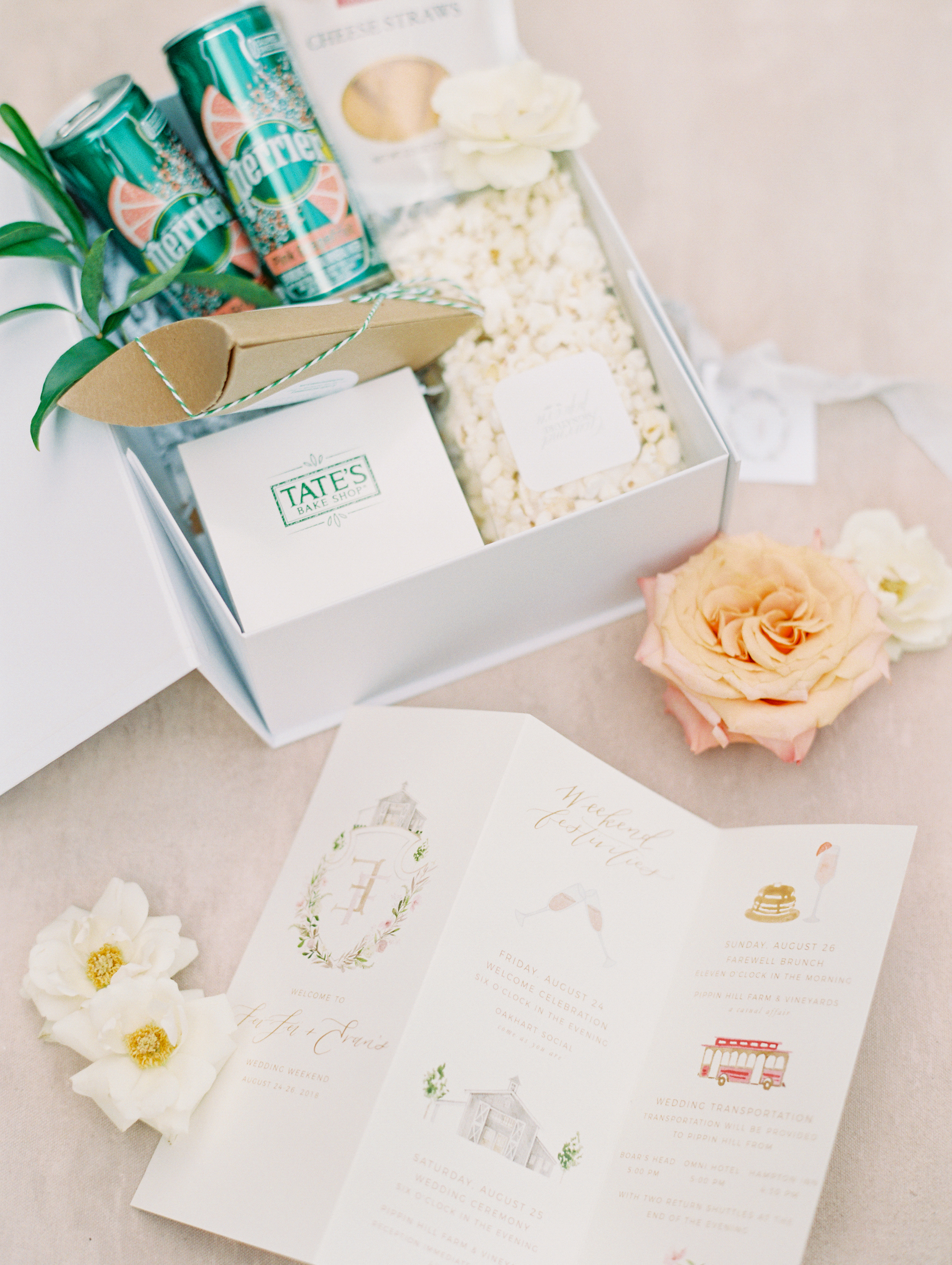 custom wedding stationery by sable and gray