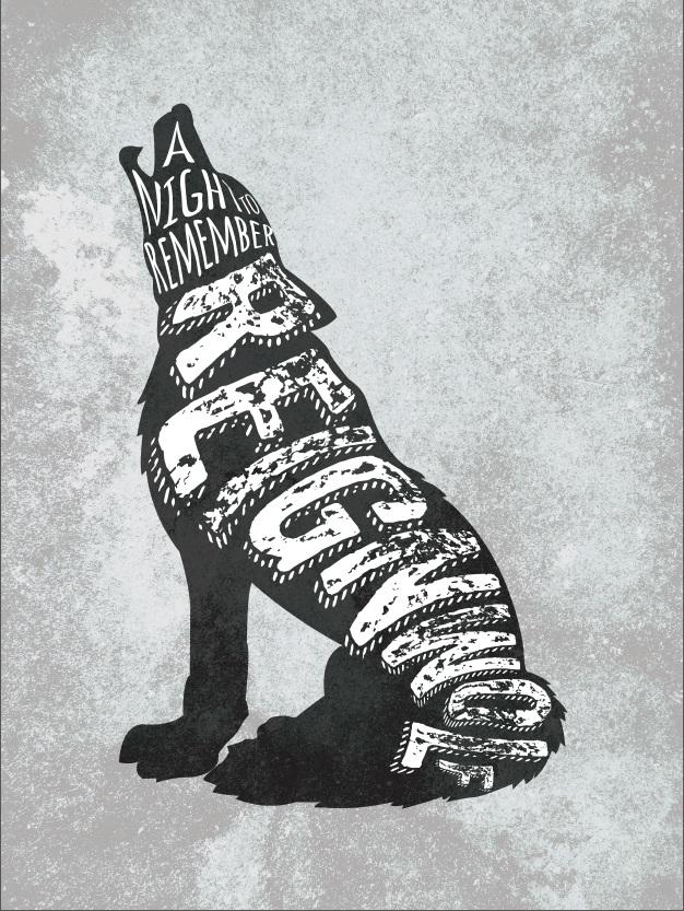 Reignwolf Inspired Typography