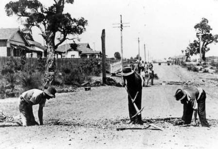 1061 - The Battle of Learoyd Street 1930