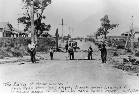 1060 - The Battle of Learoyd Street 1930