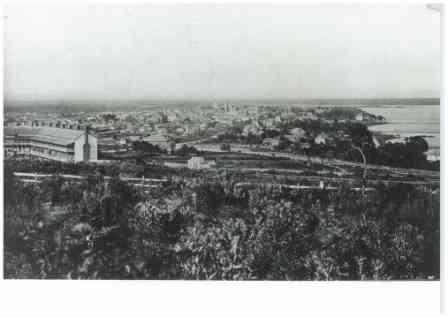 1002 - Perth Panorama c1890