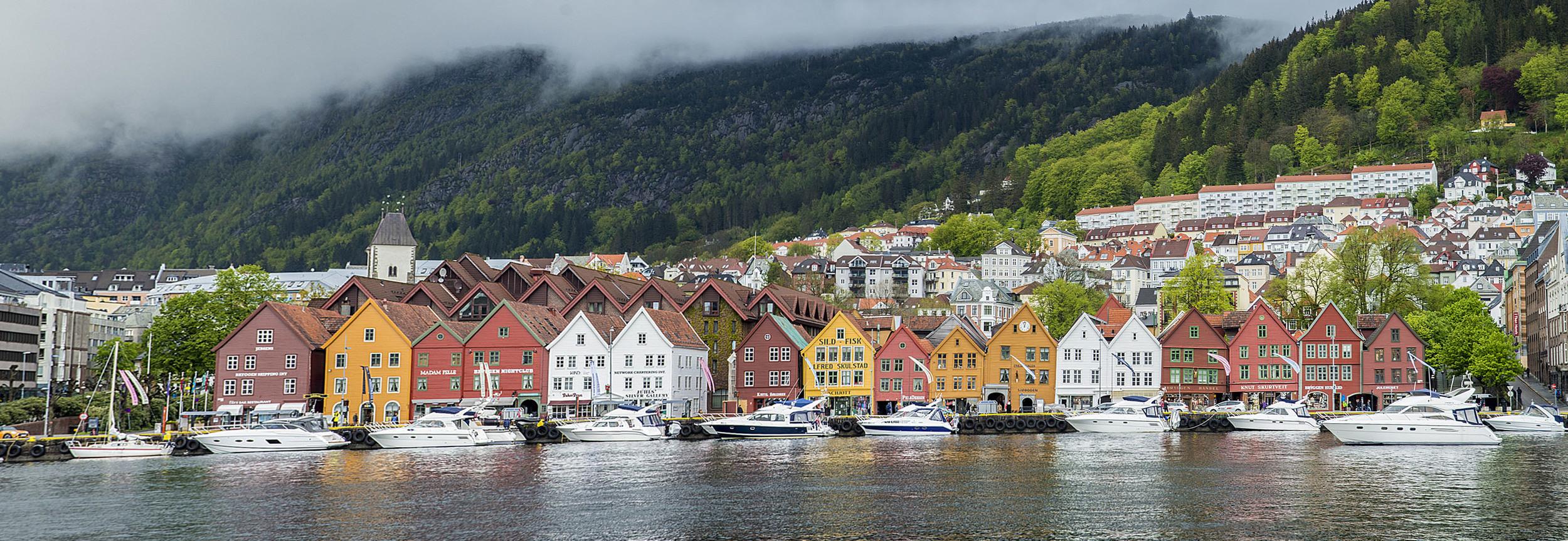Beautiful Bryggen