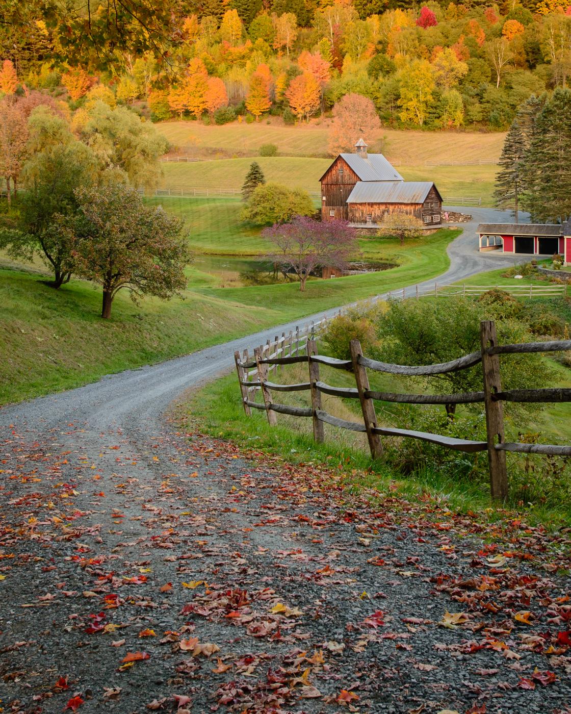 Sleepy Hollow Farm, Woodstock, VT