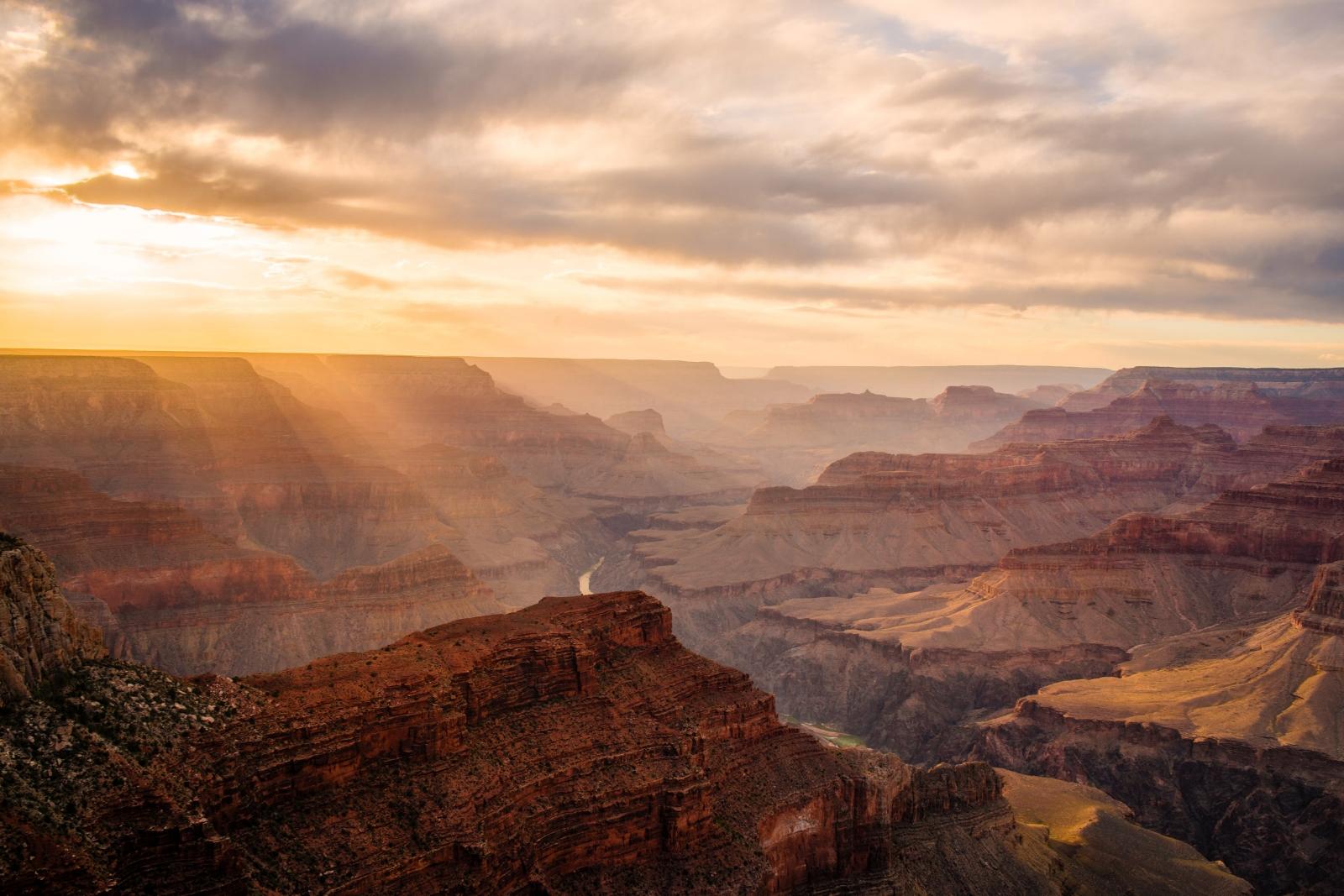 Hopi Point, Grand Canyon