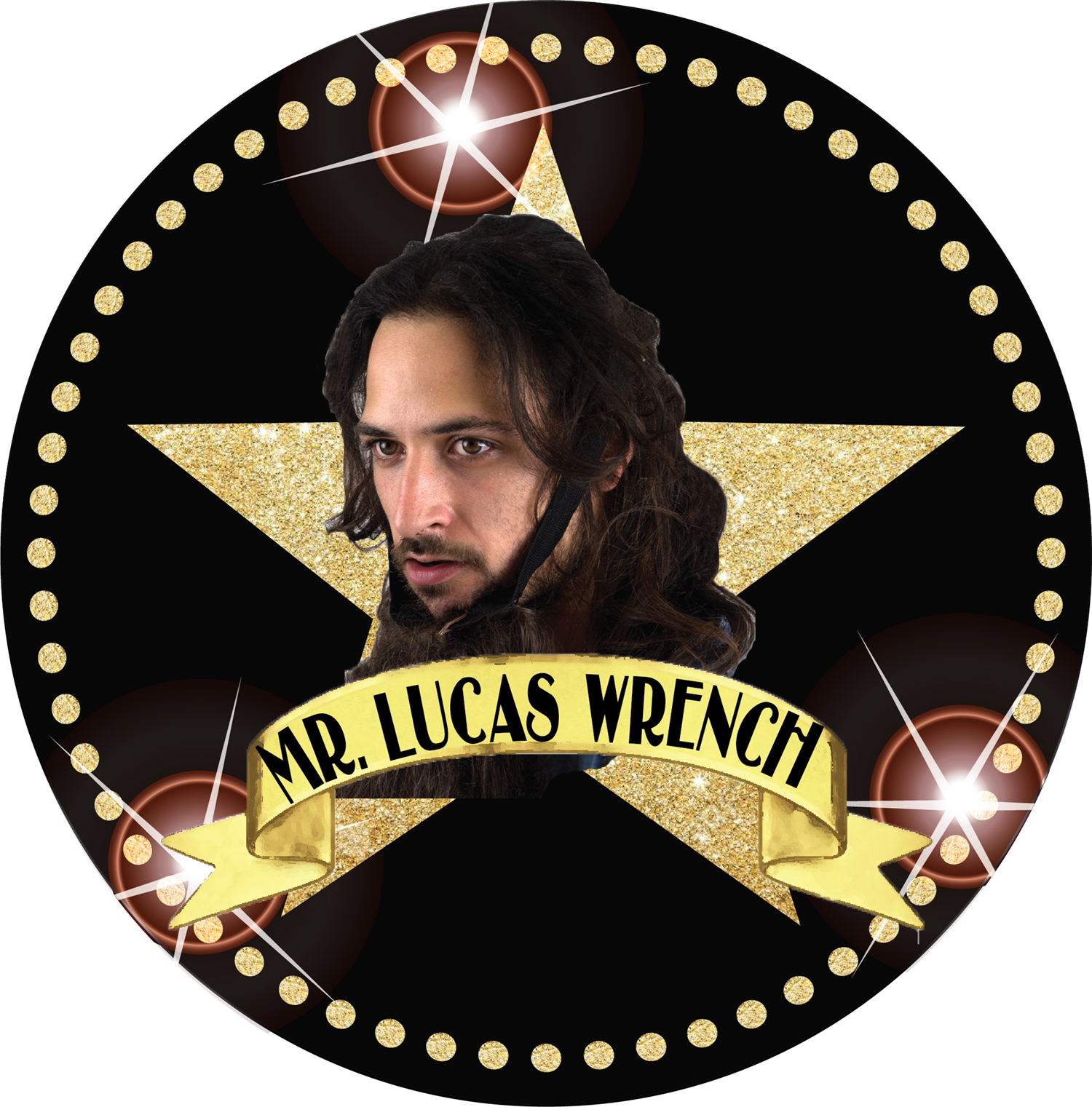 Dramaturino Lucas Wrench, alias Chance Happenstance, is an artist currently employed as Associate Curator at  Machine Project  in Echo Park.