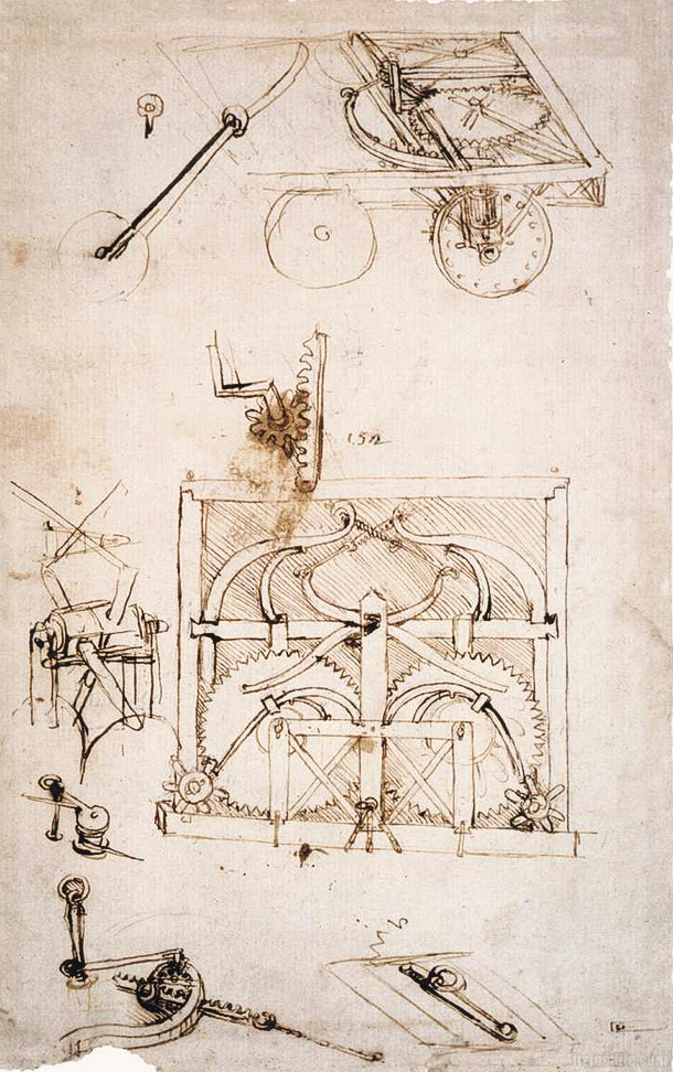 Horseless carriage or a precursor to the Automobile