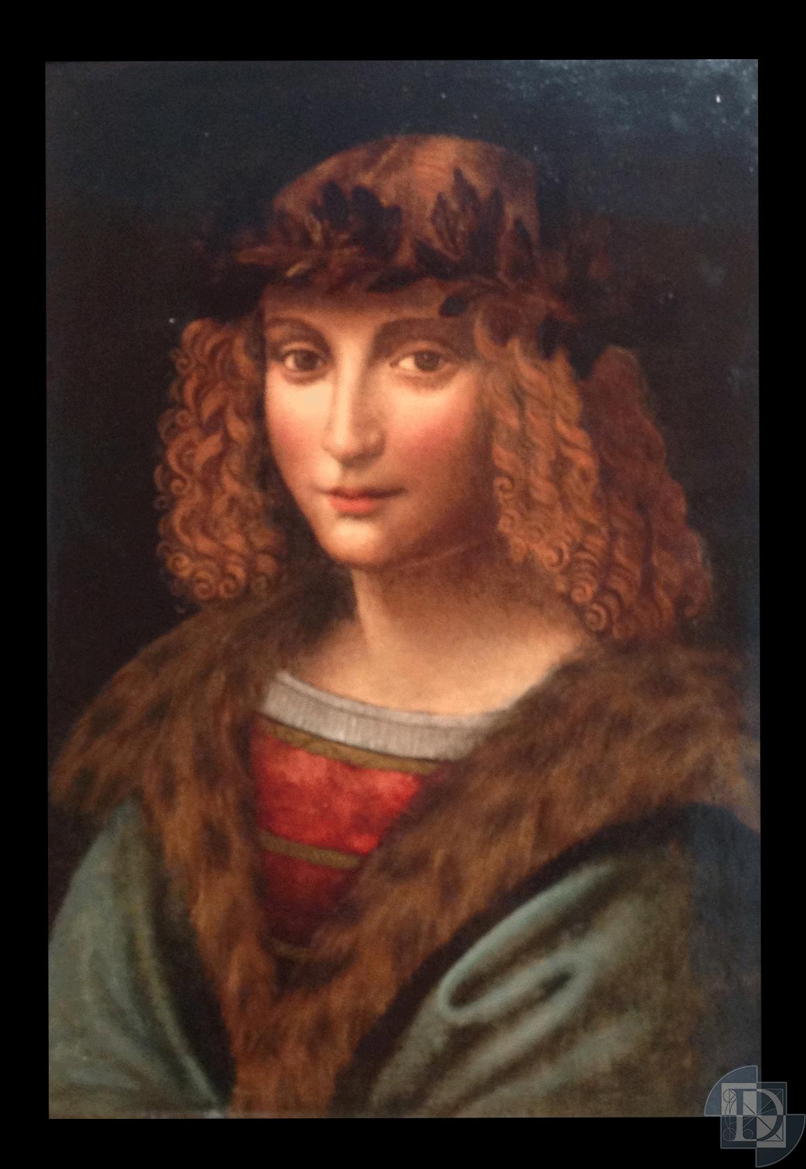 Salai — Discovering da Vinci: