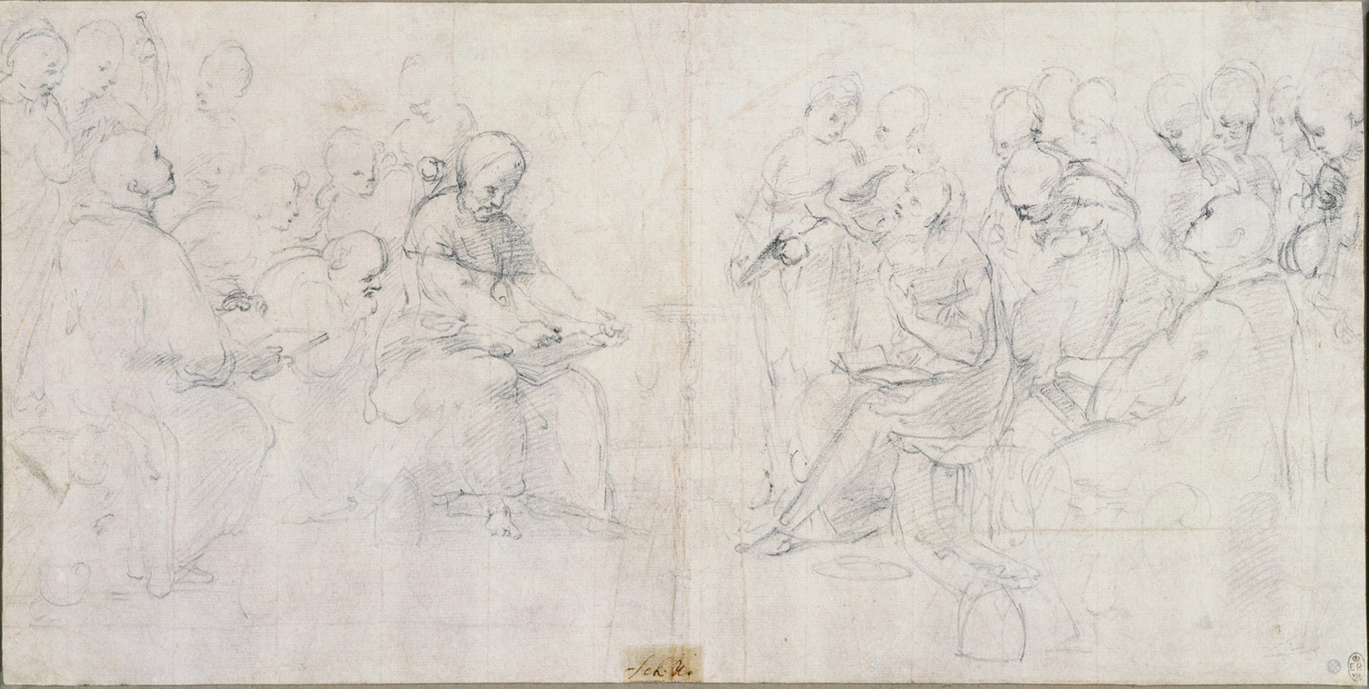 Raphael-Urbino---Sketch---the-Disputa.jpg