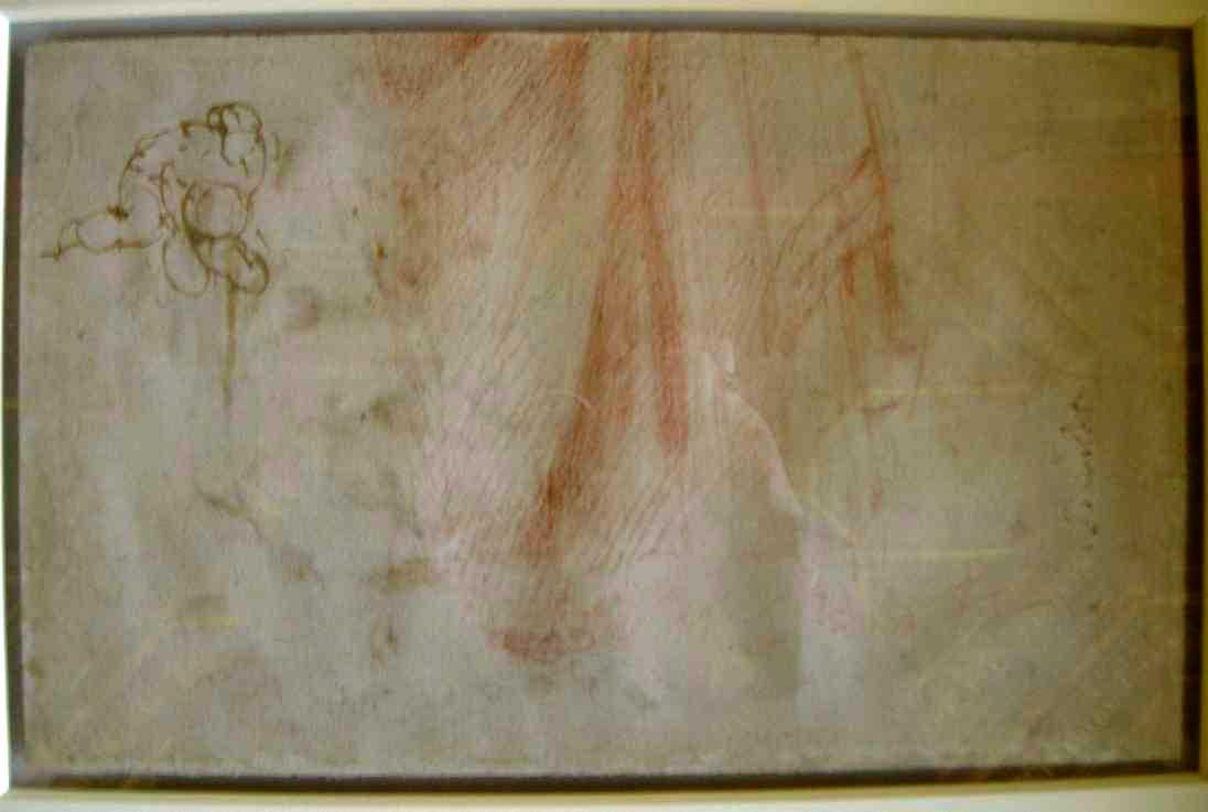 Michelangelo Buonarroti -Drawing -Verso -.jpg