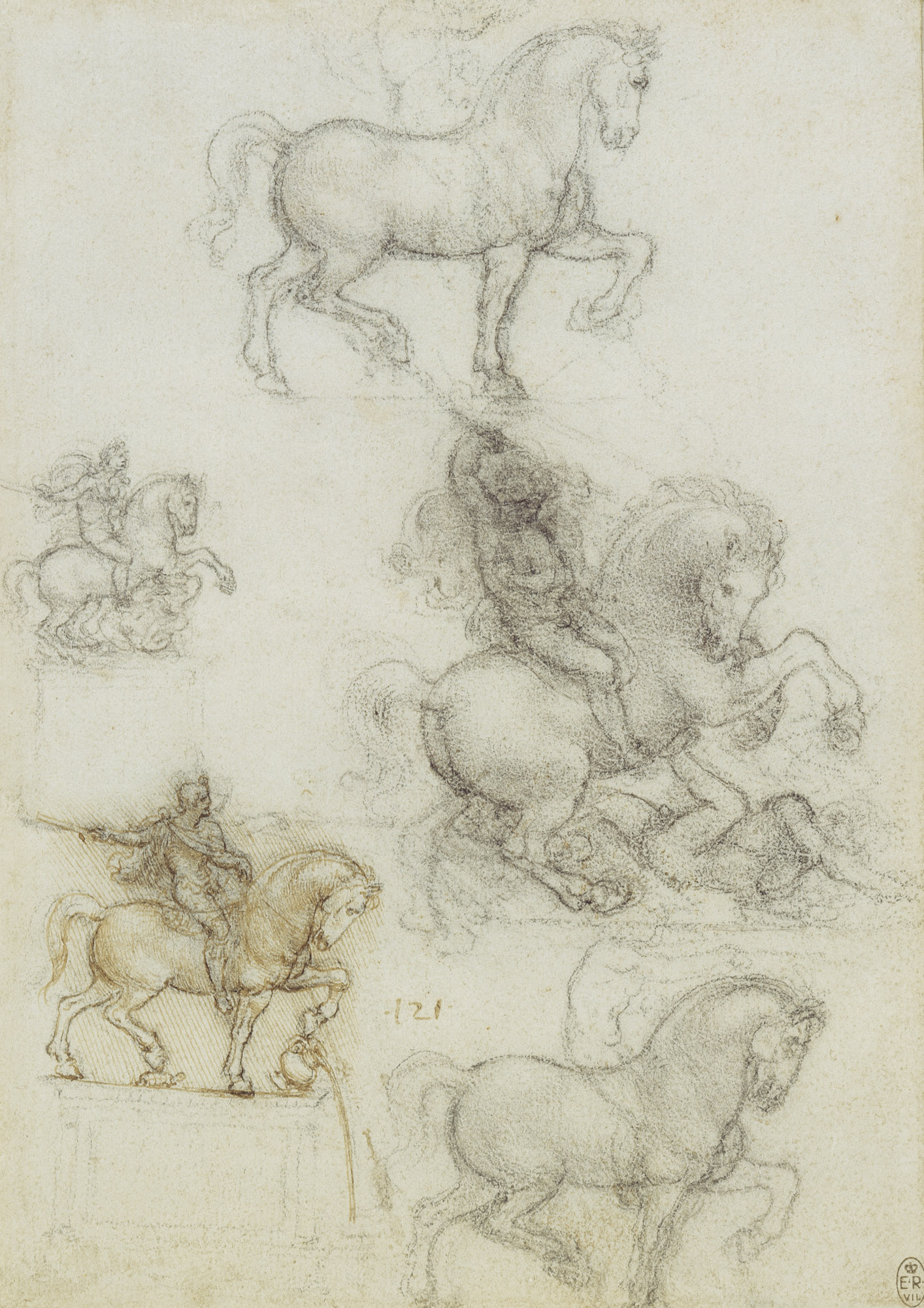 Leonardo-da-Vinci---Drawings---Animals---Horses---10.jpg