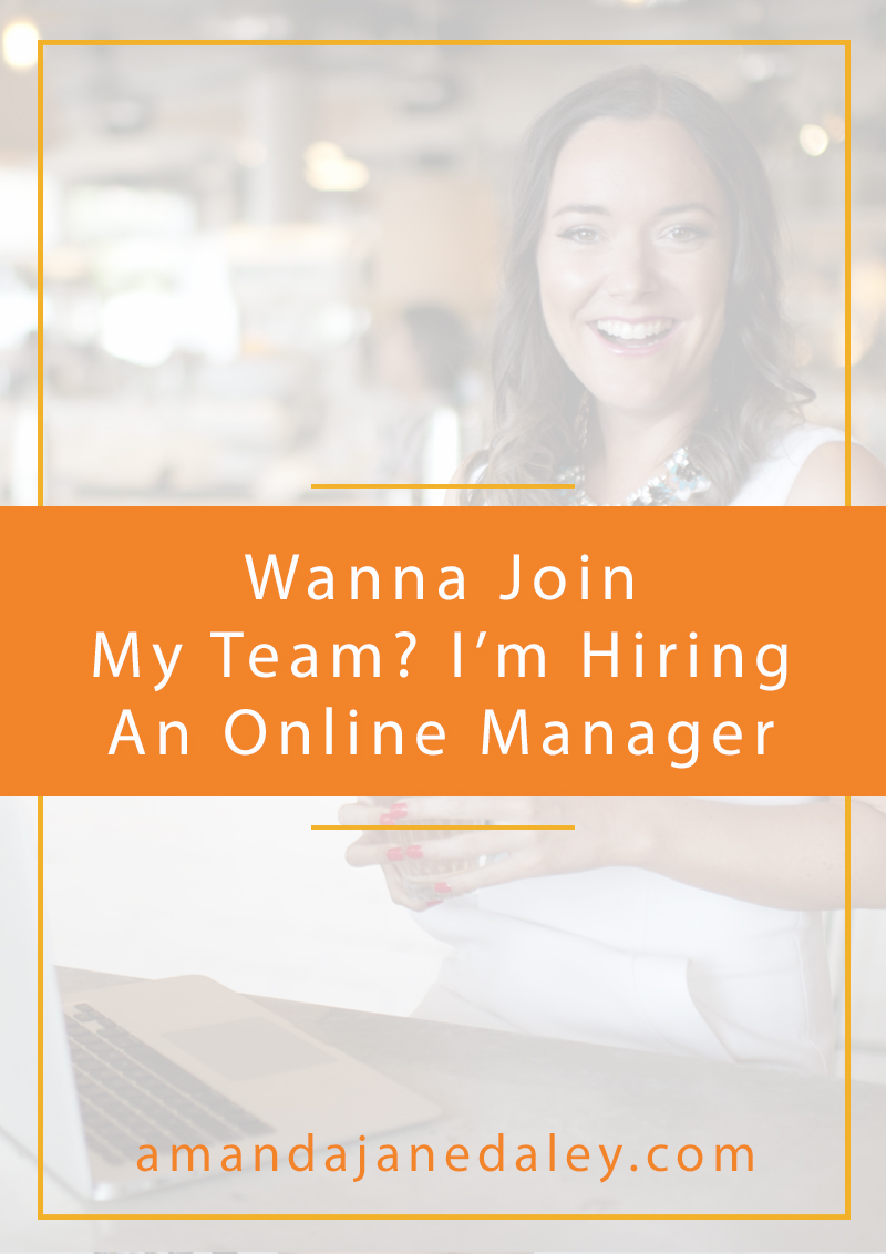 I'm hiring - join my team