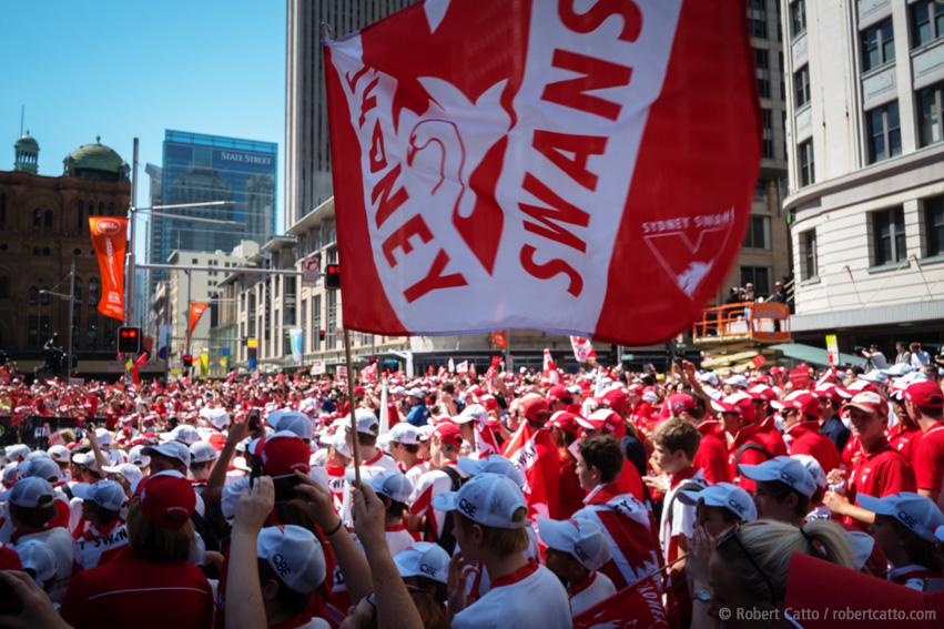 Sydney Swans Victory Parade