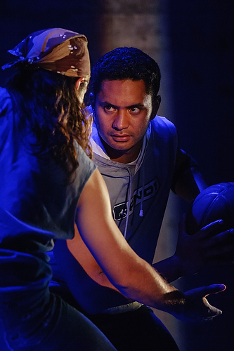 The Prophet at the New Zealand International Arts Festival 2004