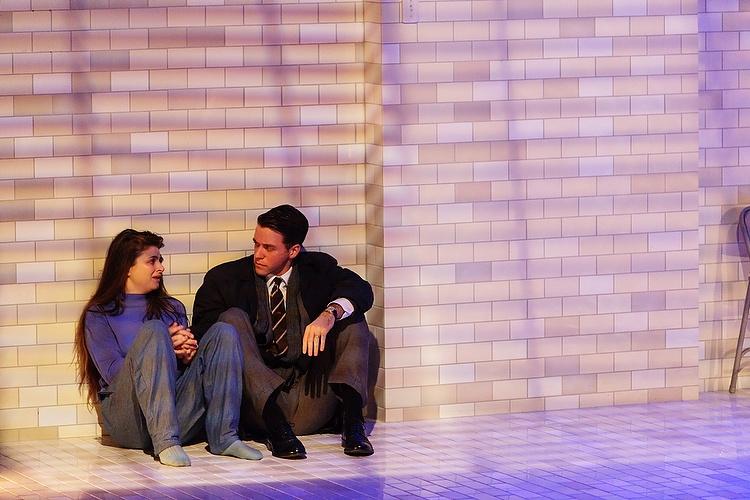 Amber McMahon as Harper and Ashley Zukerman as Joe Pitt