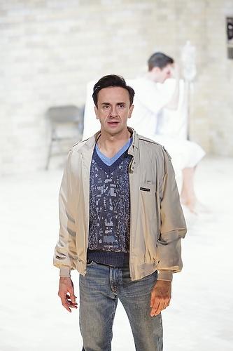 Mitchell Butel as Louis Ironson