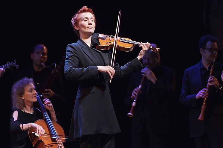 Tafelmusik baroque orchestra perform The Galileo Project