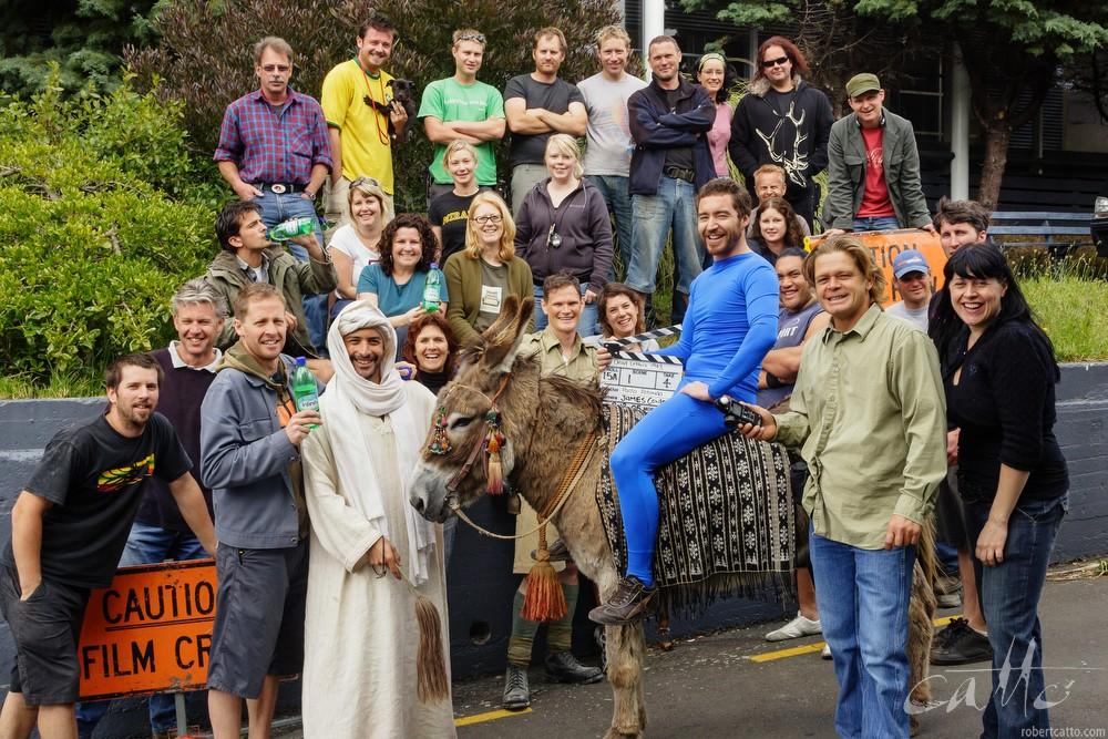 Cast & Crew photo, Dead Letters, 2005