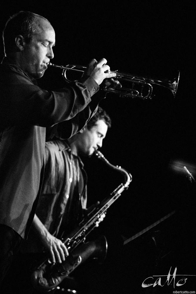 American trumpeter Dave Douglas